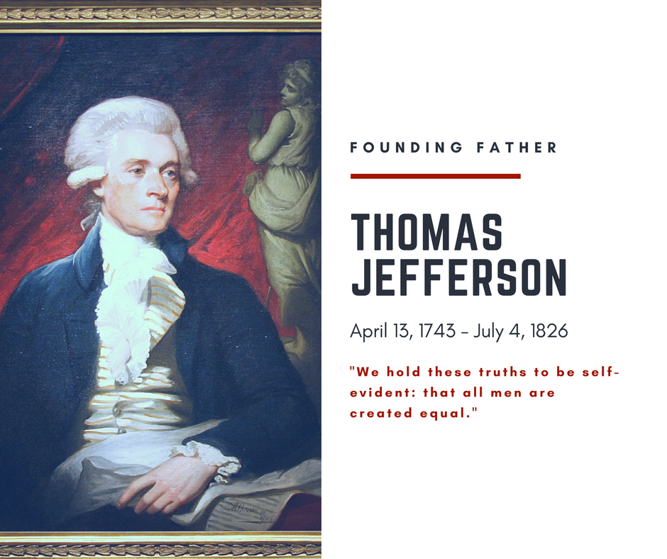 Thomas Jefferson Infographic