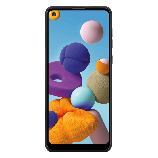 Picture of SAmsung Galaxy A21